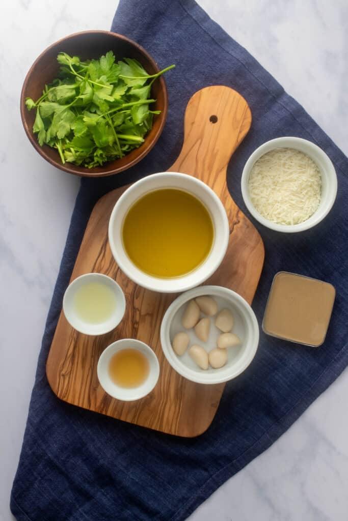 Green goddess salad dressing ingredients