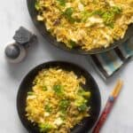 Leftovers Fried Rice (Quick Fried Rice)